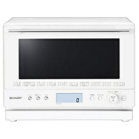 電子レンジ シャープ RE-WF261-W シャープ コンベクションオーブン 26L ホワイト系 SHARP 過熱水蒸気オーブンレンジ PLAINLY(プレーンリー) [REWF261W]