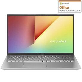 X512DA-BQ1136TS ASUS(エイスース) 15.6型ノートパソコン ASUS VivoBook 15 X512DA  トランスペアレントシルバー