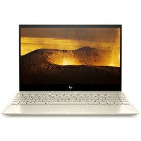 18K13PA-AAAA HP(エイチピー) 13.3型ノートパソコン HP ENVY 13-aq1078TU ルミナスゴールド (Core i5/8GB/256GB)