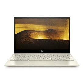 18K13PA-AAAB HP(エイチピー) 13.3型ノートパソコン HP ENVY 13-aq1078TU ルミナスゴールド (Core i5/8GB/256GB/H&B 2019)