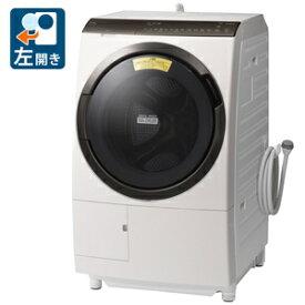 (標準設置料込)ドラム式洗濯機 日立 BD-SX110FL-N 日立 11.0kg ドラム式洗濯乾燥機【左開き】ロゼシャンパン HITACHI [BDSX110FLN]