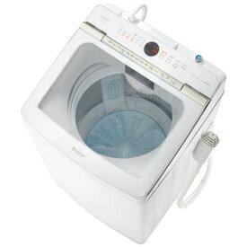 (標準設置料込)洗濯機 8kg アクア AQW-GVX80J-W アクア 8.0kg 全自動洗濯機 ホワイト AQUA Prette(プレッテ) [AQWGVX80JW]