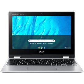 CP311-3H-A14N Acer(エイサー) 11.6型 ノートパソコン Acer Chromebook Spin 311 ピュアシルバー