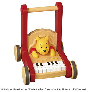 おしりふりふりウォーカーピアノ/くまのプーさん タカラトミー 【Disneyzone】