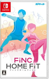 【Switch】FiNC HOME FiT(フィンクホームフィット) ポケット [HAC-P-AWK6A NSW フィンク ホームフィット]