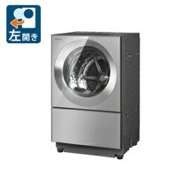 (標準設置料込)ドラム式洗濯機 パナソニック NA-VG2500L-X パナソニック 10.0kg ドラム式洗濯乾燥機【左開き】プレミアムステンレス Panasonic Cuble [NAVG2500LX]