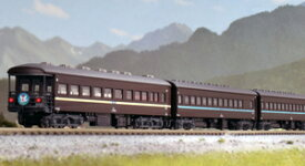 [鉄道模型]カトー (Nゲージ) 10-1659 スハ44系 特急「はと」 7両基本セット