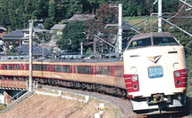 [鉄道模型]マイクロエース (HO) H-3-058 183系1500番代+189系特急しおさい 基本4両セット