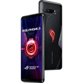 ZS661KS-BK512R12 ASUS(エイスース) ROG Phone 3(メモリ 12GB / ストレージ 512GB)