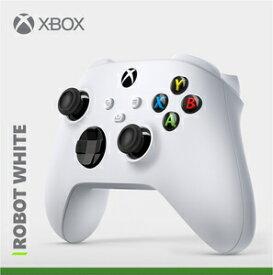 Xbox ワイヤレス コントローラー (ロボット ホワイト) マイクロソフト [QAS-00005 Xboxコントローラー ロボットホワイト]