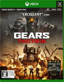 【Xbox Series X】Gears Tactics マイクロソフト [GFT-00023 XBOX ギアーズ タクティクス]