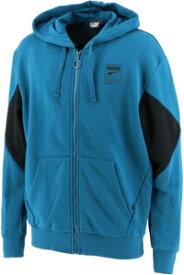 PAJ-585278-36-S プーマ REBEL フーデッドジャケット(DIGI-BLUE・サイズ:S) PUMA