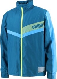 PAJ-519801-02-XXL プーマ トレーニング ウラトリコット ウーブン ジャケット(DIGI-BLUE-NR・サイズ:XXL) PUMA