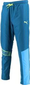 PAJ-519802-02-S プーマ トレーニング ウラトリコット ウーブン パンツ(DIGI-BLUE-NR・サイズ:S) PUMA