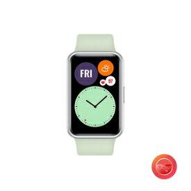 WATCH FIT/GR HUAWEI(ファーウェイ) スマートウォッチ(ミントグリーン) WATCH FIT/Mint Green [WATCHFITGR]【返品種別A】