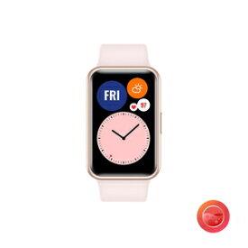 WATCH FIT/PK HUAWEI(ファーウェイ) スマートウォッチ(サクラピンク) WATCH FIT/Sakura Pink [WATCHFITPK]【返品種別A】