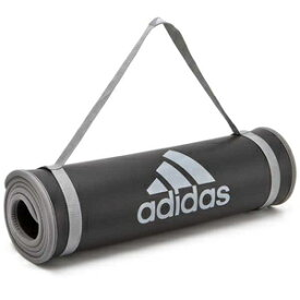 PRA-ADMT12235GR アディダス トレーニングマット(グレー) adidas [PRAADMT12235GR]