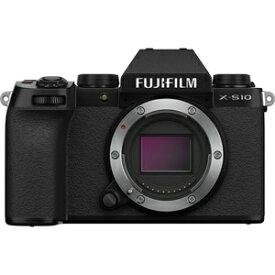 FX-S10 富士フイルム ミラーレス一眼カメラ「FUJIFILM X-S10」ボディ フジフィルム XS10