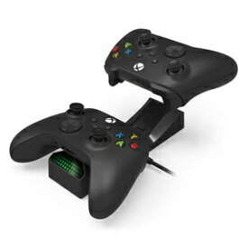 【Xbox Series】Dual Charge Station for Xbox Series X|S ホリ [AB10-001 デュアルチャージステーション]