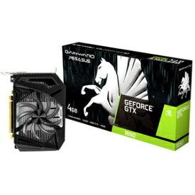 NE61650018G1-166F GAINWARD(ゲインワード) PCI-Express 3.0 x16対応 グラフィックスボードGeForce GTX 1650 D6 Pegasus