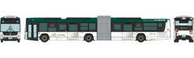 [鉄道模型]トミーテック (N) ザ・バスコレクション 三重交通 神都LINER 連節バス
