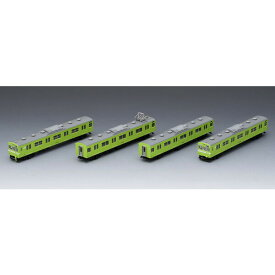 [鉄道模型]トミックス (Nゲージ) 97935 JR 103系通勤電車(JR西日本仕様・混成編成・ウグイス)セット(4両)【特別企画品】