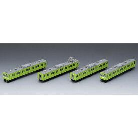 [鉄道模型]トミックス (Nゲージ) 98422 JR 103系通勤電車(JR西日本仕様・黒サッシ・ウグイス)基本セット(4両)