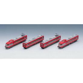 [鉄道模型]トミックス (Nゲージ) 98429 名鉄7000系パノラマカー(第47編成)白帯車セット(4両)