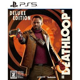 【封入特典付】【PS5】DEATHLOOP Deluxe Edition ベセスダ・ソフトワークス [ELJM-30034 PS5 デスループ ゲンテイ]