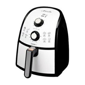 AWF006KD ショップジャパン ノンフライヤー Karalla カラーラ 熱風揚げ物調理機器(丸型鍋付き) [AWF006KD]