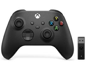 1VA-00005 マイクロソフト Xbox ワイヤレス コントローラー + ワイヤレス アダプタ for Windows 10