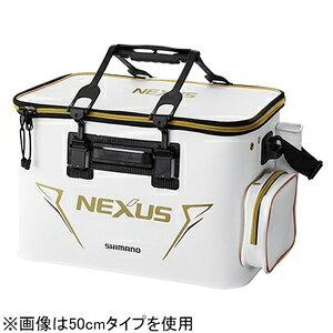 565730 シマノ フィッシュバッカン EX ハードタイプ 45cm(ホワイト) SHIMANO BK-124R