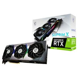 3090 SUPRIM X 24G MSI PCI Express 4.0 グラフィックスボードMSI GeForce RTX 3090 SUPRIM X 24G