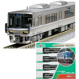 [鉄道模型]カトー (Nゲージ) 10-1677 223系2000番台「新快速」4両セット