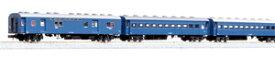 [鉄道模型]カトー (Nゲージ) 10-034-1 旧形客車 4両セット(ブルー)