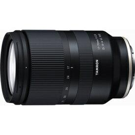 TA17-70DI3ソニ-B070S タムロン 17-70mm F/2.8 Di III-A VC RXD(Model:B070) ※Eマウント用レンズ(APS-Cサイズミラーレス用) B070S