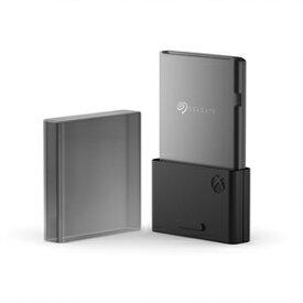 【Xbox Series】Xbox Series X|S用 Seagateストレージ拡張カード Seagate [STJR1000400]