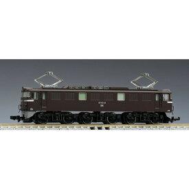 [鉄道模型]トミックス (Nゲージ) 7146 国鉄 EF60-0形電気機関車(2次形・茶色)
