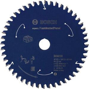 充電式 マルノコ のこぎり やいば 替刃 かえば 2 608 644 509 ボッシュ コードレス工具専用丸のこ刃 エキスパート 木材用 (外径165mm) BOSCH 2XPOWER CORDLESS