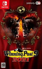【Switch】Winning Post 9 2021 コーエーテクモゲームス [HAC-P-AZ4HA NSW ウイニングポスト9 2021]