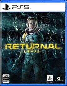 【封入特典付】【PS5】Returnal ソニー・インタラクティブエンタテインメント [ECJS-00006 PS5 リターナル]