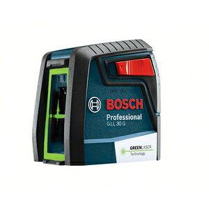 すみだしき 寸法 空間 測量 計測 レベル ダイレクト方式 GLL 30G ボッシュ レーザー墨出し器 (水平ライン/垂直ライン) BOSCH Professional