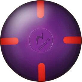 NTY-GG72-PARU ニチヨー ストライクボール ライン(パープル/レッドU) NICHIYO グラウンドゴルフ用
