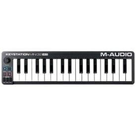 MA-CON-034 エムオーディオ 32鍵ポータブル キーボード・コントローラ M-AUDIO Keystation Mini 32 III
