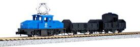 [鉄道模型]カトー (Nゲージ) 10-504-2 チビ凸セット いなかの街の貨物列車(青)