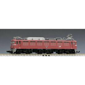[鉄道模型]トミックス (Nゲージ) 7152 JR EF81形電気機関車(長岡運転所・ローズ・ひさし付)