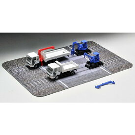 [鉄道模型]トミーテック (N) ザ・トラックコレクション 軌陸保線車両セットA