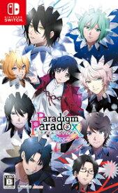 【Switch】Paradigm Paradox 通常版 アイディアファクトリー [HAC-P-AZJVA NSW パラダイムパラドックス ツウジョウ]