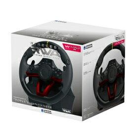 【PS4】ワイヤレスレーシグホイールエイペックス for PS4/PC ホリ [PS4-142 PS4 ワイヤレス レーシングホイールエイペックス]