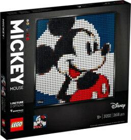 レゴ(R)アート ディズニー:ミッキーマウス【31202】 レゴジャパン 【Disneyzone】